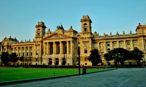 Zdjęcie WĘGRY / - / Budapeszt / Budapeszt-Muzeum Etnograficzne