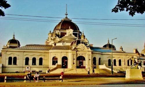 Zdjecie WĘGRY / City Park / Budapeszt / Budapeszt-lodow