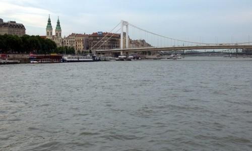 Zdjecie WĘGRY / - / Budapeszt / Dunaj