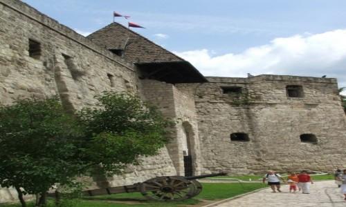 Zdjecie WĘGRY / Komitat Heves / Eger / Zamek w Egerze
