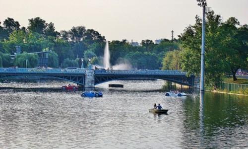 Zdjęcie WĘGRY / City Park / Budapeszt / Budapeszt-City Park