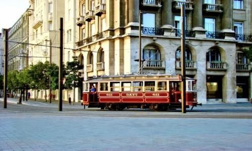 Zdjęcie WĘGRY / Lipotvaros / Budapeszt / Budapeszt-ulica Szalay