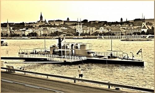 Zdjęcie WĘGRY / Lipotvaros / Budapeszt / Budapeszt-nad Dunajem