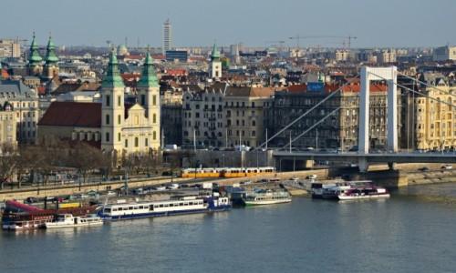 Zdjęcie WĘGRY / - / Budapeszt / Budapeszt