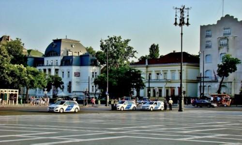 Zdjecie WĘGRY / City Park / Budapeszt / Budapeszt- plac Bohaterów