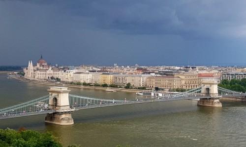 Zdjęcie WĘGRY / - / Budapeszt / Cisza przed burzą