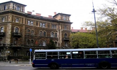Zdjecie WĘGRY / Budapeszt / Budapeszt / Budapeszt w starym klimacie