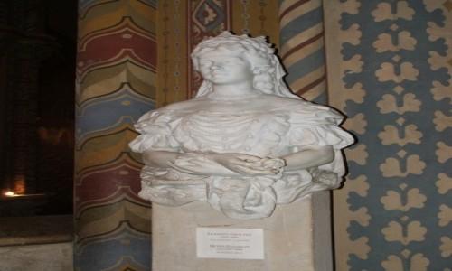 Zdjecie WĘGRY / - / Budapeszt / Popiersie królowej Węgier