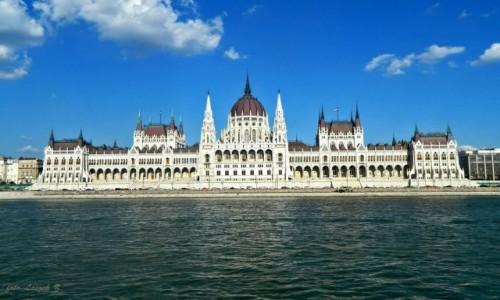 Zdjęcie WĘGRY / Rejs po Dunaju. / Budapeszt. / Budpeszt - Parlament.