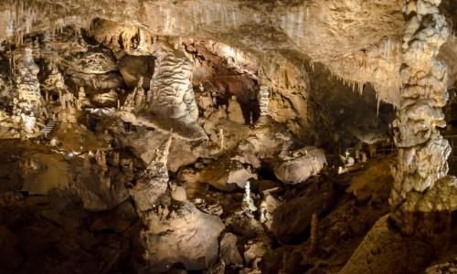 WĘGRY / Średniogórze / jaskinia Baradla / nie z tej Ziemi?
