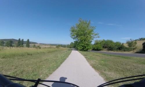 Zdjecie WĘGRY / Balaton / Balaton / Z rowerem na Płd. Europę