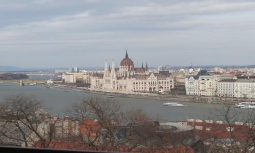Zdjecie WĘGRY / Europa / Budapeszt / Widok na parlament