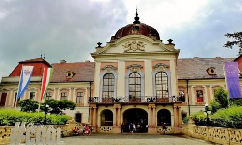 Zdjecie WĘGRY / komitat Pest / Godollo / Pałac Królewski w Godollo