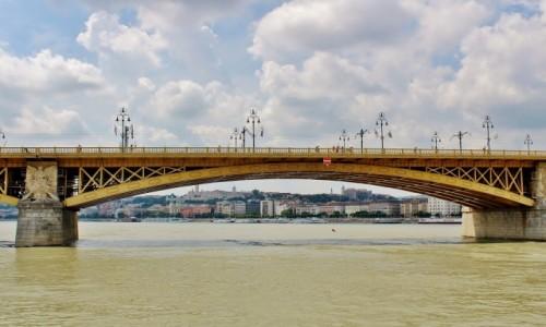 Zdjecie WĘGRY / komitat Budapeszt / Budapeszt / Most Małgorzaty z 1876 roku