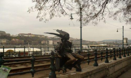 Zdjecie WĘGRY / Budapeszt / Budapeszt / Podobno dotknięcie przynosi szczęście- u mnie zadziałało;)