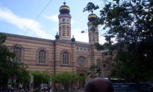 Zdjecie WĘGRY / brak / Budapeszt / Synagoga
