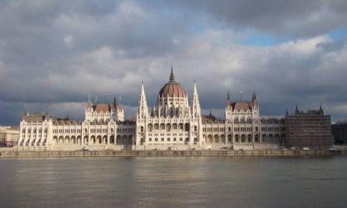 Zdjecie WĘGRY / Budapeszt / Peszt / Budapeszt-Parla