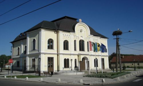 Zdjęcie WĘGRY / Borsod-Abauj-Zemplen / Tokaj / Synagoga w Tokaju