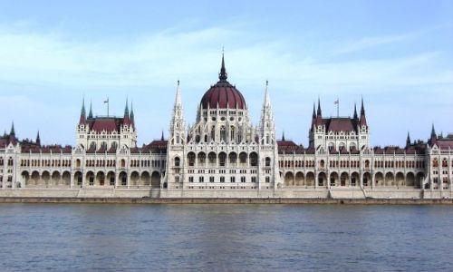 Zdjecie W�GRY / - / Budapeszt / Parlament