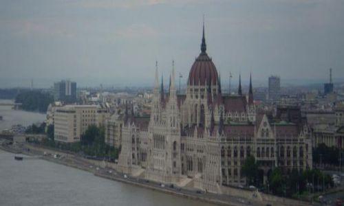 Zdjecie WĘGRY / Budapeszt / Parlament / Parlament w Budapeszcie