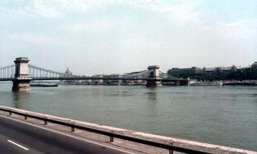 WĘGRY / - / BUDAPESZT / Most Łańcuchowy