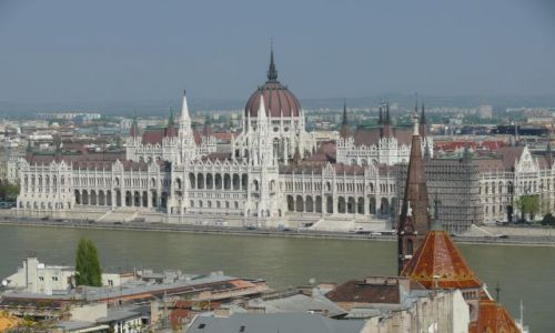 WĘGRY / Budapeszt / Budapeszt / Parlament