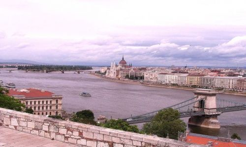 Zdjęcie WĘGRY / - / Budapeszt  / Dunaj i perły architektuty...