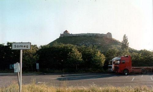 Zdjęcie WĘGRY / 14 km na północ od Tapolcy. / SUMEG / XVIII wieczny zamek