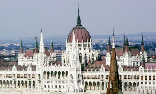 Zdjecie WĘGRY / - / Budapeszt / Parlament