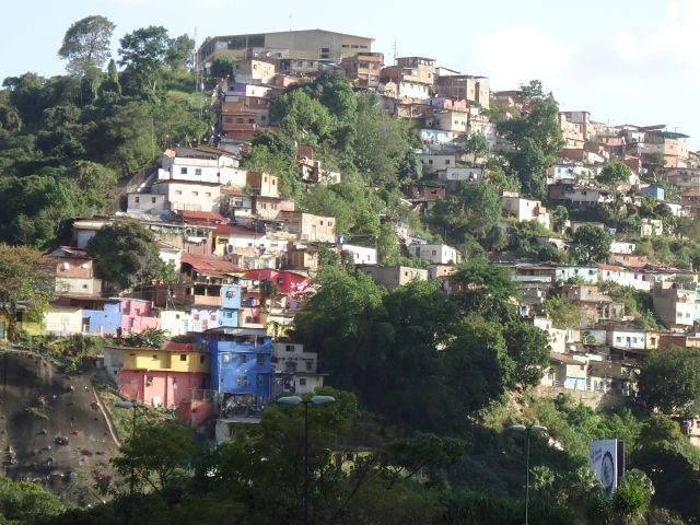 Zdjęcia: Caracas, Caracas, Wzgórza otaczające Caracas, WENEZUELA