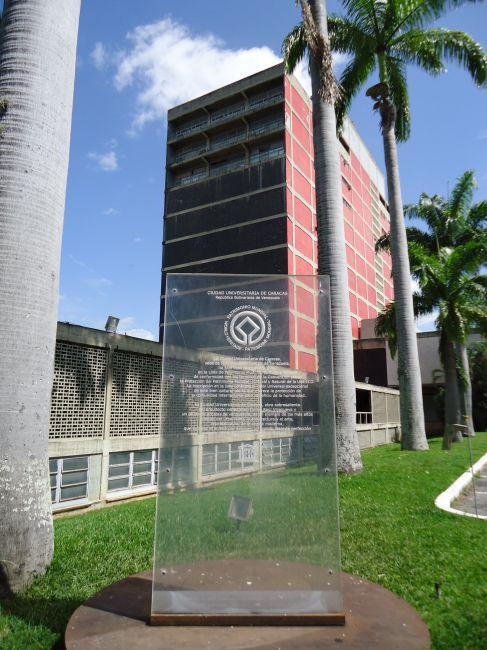 Zdjęcia: Caracas, Caracas, Uniwersytet w Caracas, WENEZUELA