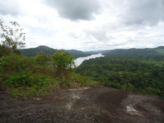 Zdjęcia: Rio Caura / El Playon, Bolivar, Panorama, WENEZUELA