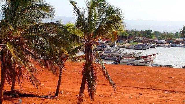 Zdjęcia: Wyspa Margerita, Morze Karaibskie, Wenezuela - Z wizytą u Chaveza cd., WENEZUELA