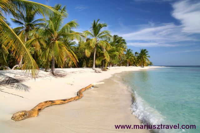 Zdjęcia: Morrocoy, waz na plazy, WENEZUELA