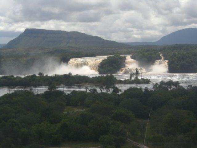 Zdjęcia: Canaima, Canaima, wodospad -canaima, WENEZUELA