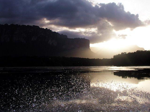 Zdjęcia: gory Tepui, wracajac do Canaimy..., WENEZUELA