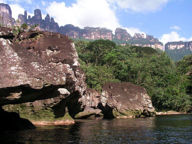 Zdjęcia: gory Tepui, Tepui, WENEZUELA