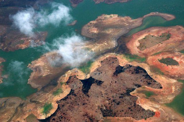 Zdjęcia: Rozlewisko Rzeki ORINOKO, FOTO ^6, WENEZUELA