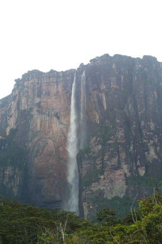 Zdjęcia: Salto Angel, Canaima, Wenezuela, WENEZUELA