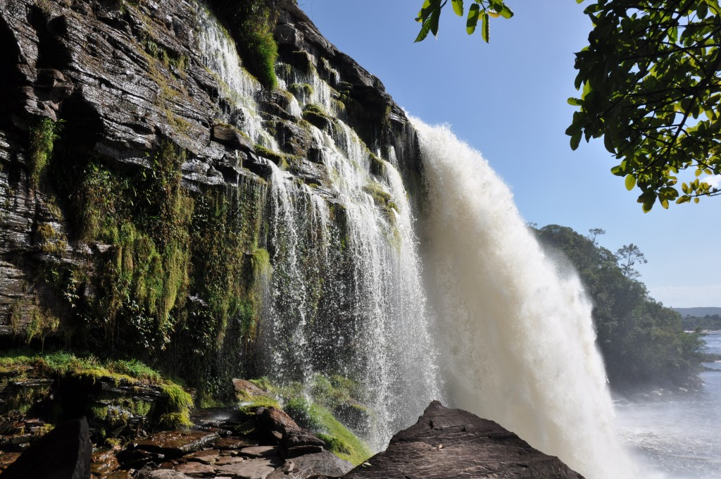 Zdjęcia: Park Narodowy Canaima, El Hacha, WENEZUELA