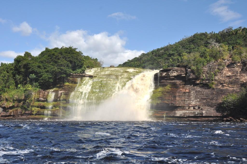Zdjęcia: Park Narodowy Canaima, El Ucaima, WENEZUELA