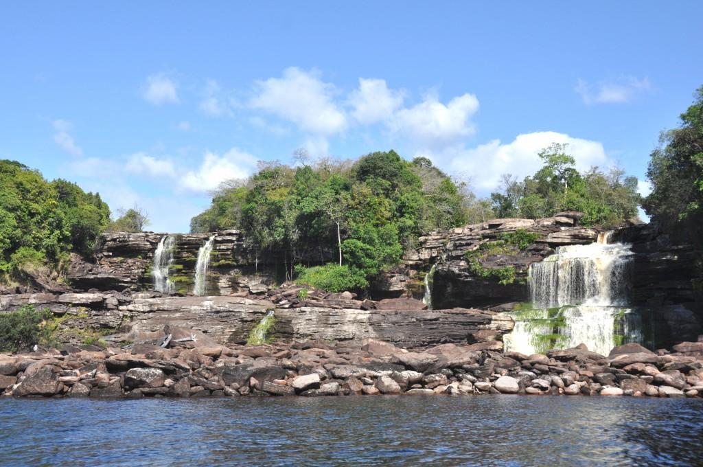 Zdjęcia: Park Narodowy Canaima, El Wadaima, WENEZUELA