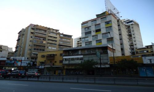WENEZUELA / Caracas / Caracas / Caracas
