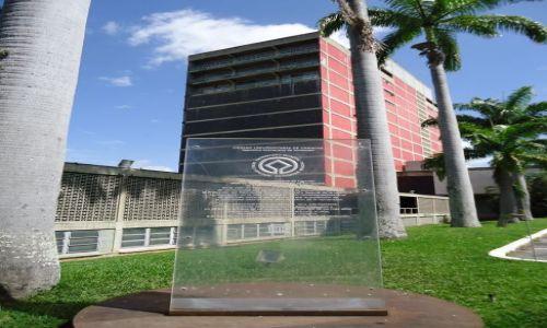 Zdjęcie WENEZUELA / Caracas / Caracas / Uniwersytet w Caracas