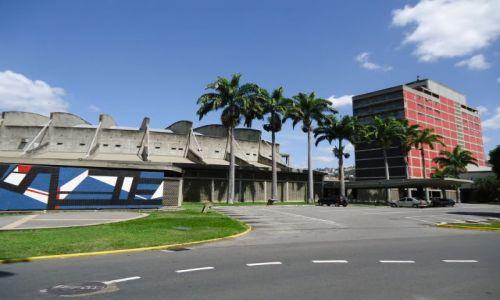 Zdjęcie WENEZUELA / Caracas / Caracas / Uniwersytet w Caracas (2)