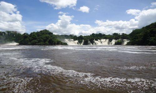 Zdjęcie WENEZUELA / Bolivar / Rio Caura / Salto Para