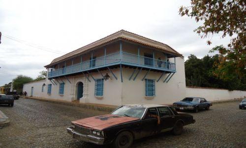 Zdjecie WENEZUELA / Falcon / Coro / Architektura kolonialna Coro