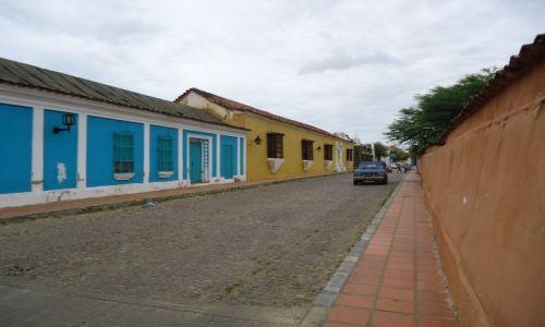 Zdjecie WENEZUELA / Falcon / Coro / Calle Zamora