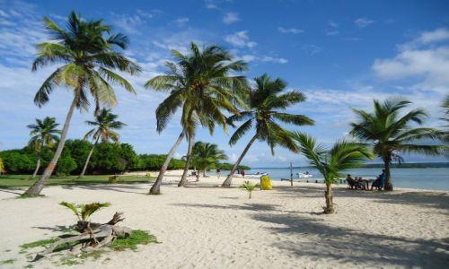 Zdjecie WENEZUELA / Falcon / Park Narodowy Morrocoy / Plaża