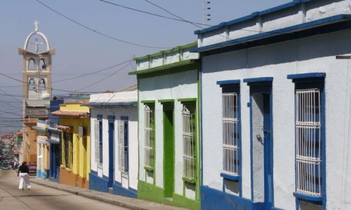 Zdjęcie WENEZUELA / Merida / Miasto / Uliczka